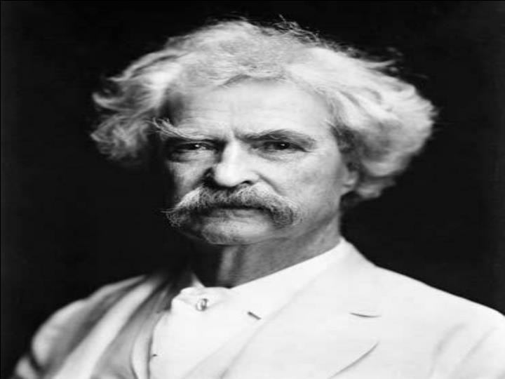 Mark Twain Picture