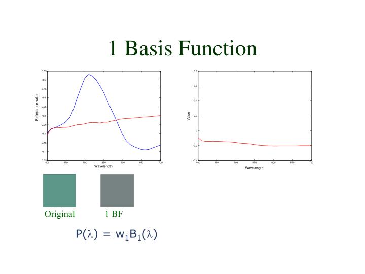 1 Basis Function