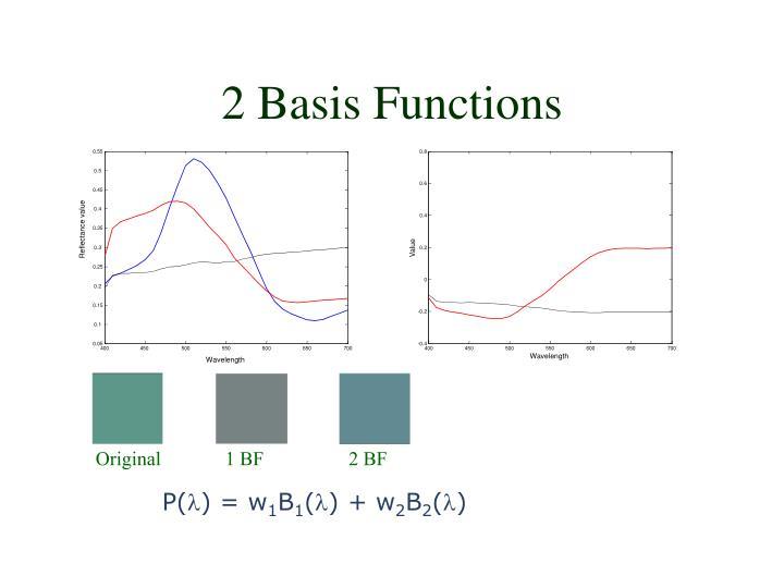 2 Basis Functions