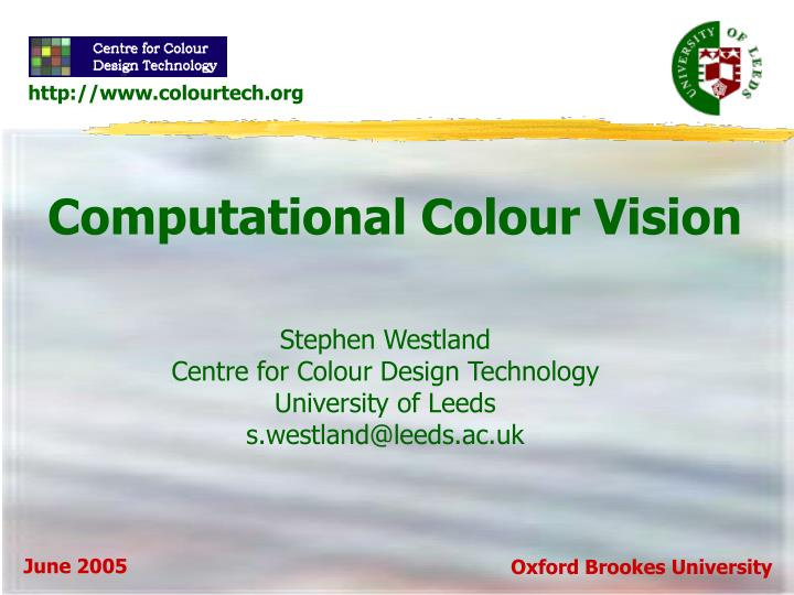 Http://www.colourtech.org