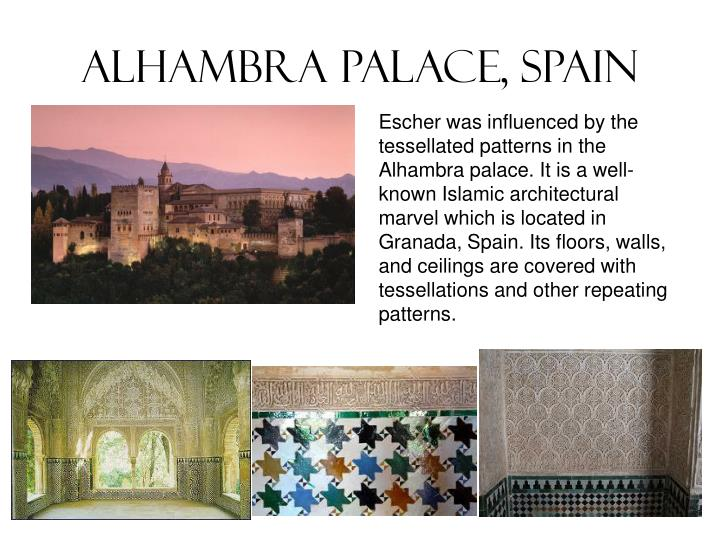 Alhambra Palace, Spain