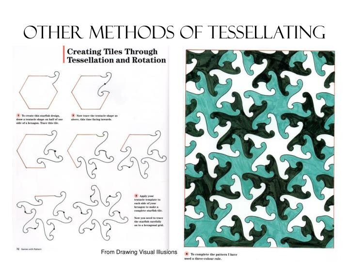Other methods of tessellating