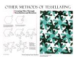 other methods of tessellating1