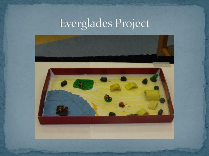 Everglades Project