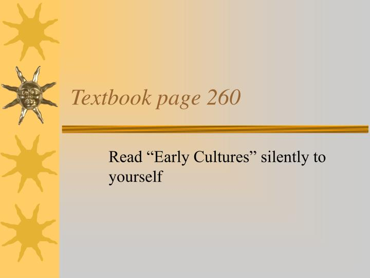 Textbook page 260