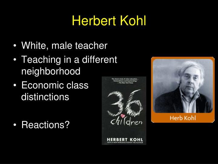 Herbert Kohl