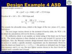 design example 4 asd2