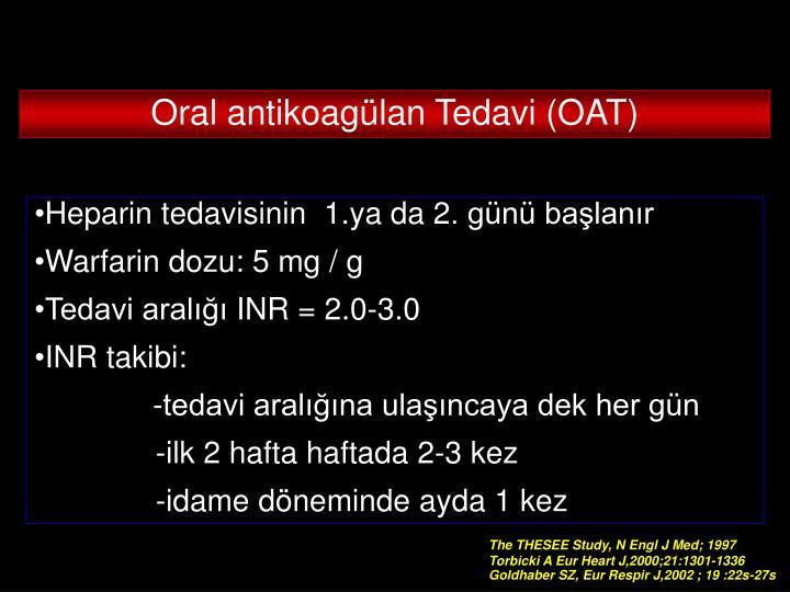 Oral anti