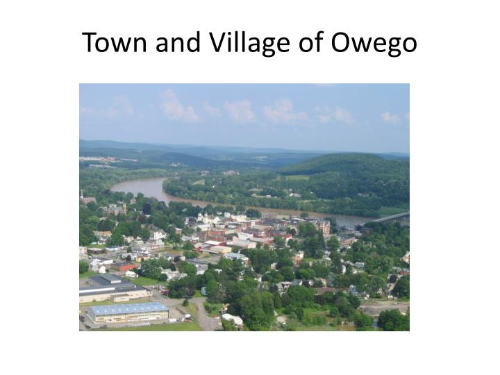 Town and Village of Owego