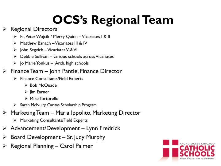 OCS's