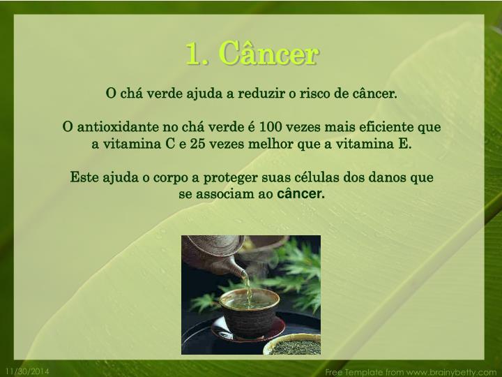 1. Câncer