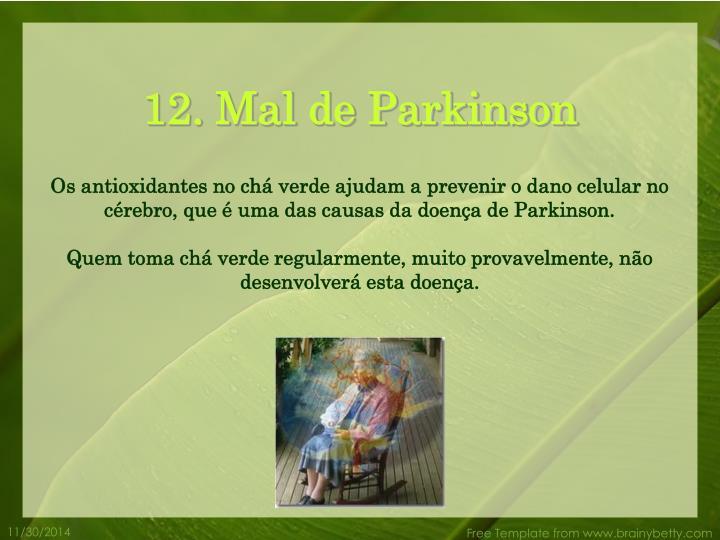 12. Mal de Parkinson