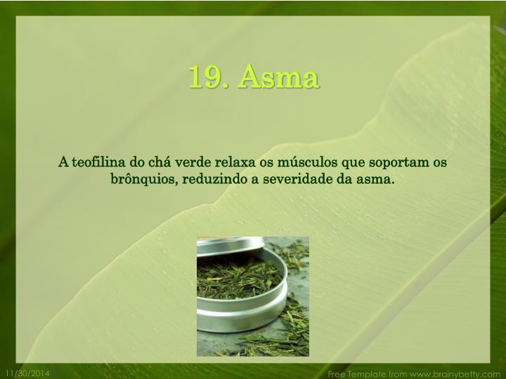19. Asma