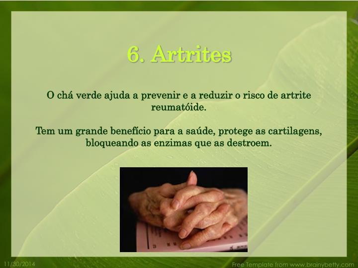6. Artrites