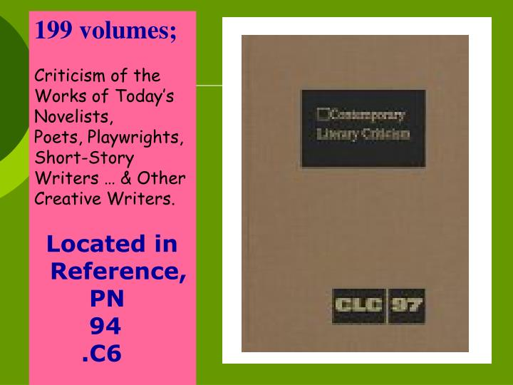199 volumes;