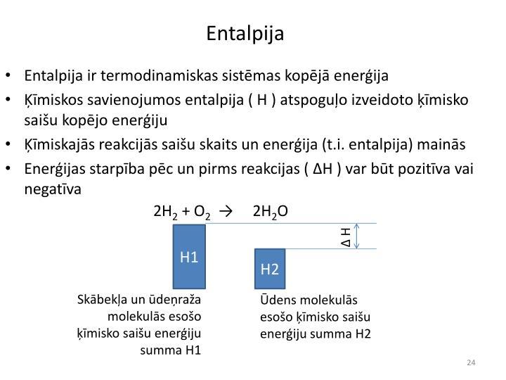 Entalpija