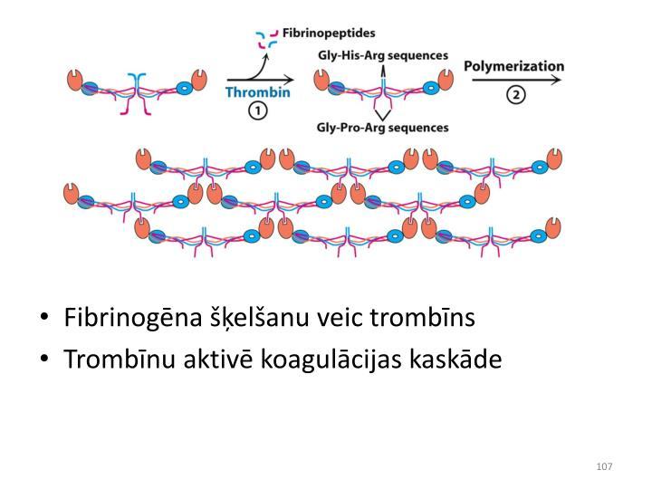 Fibrinogēna