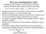trumu limit jo ais solis