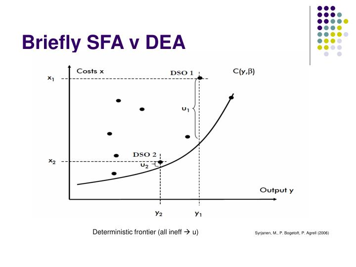 Briefly SFA v DEA