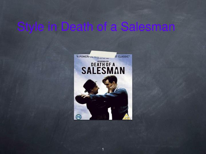 themes in death of a salesman essay