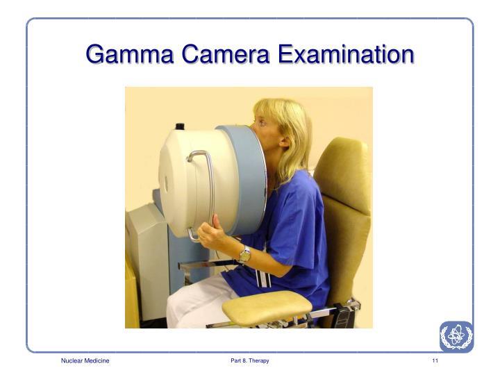Gamma Camera Examination