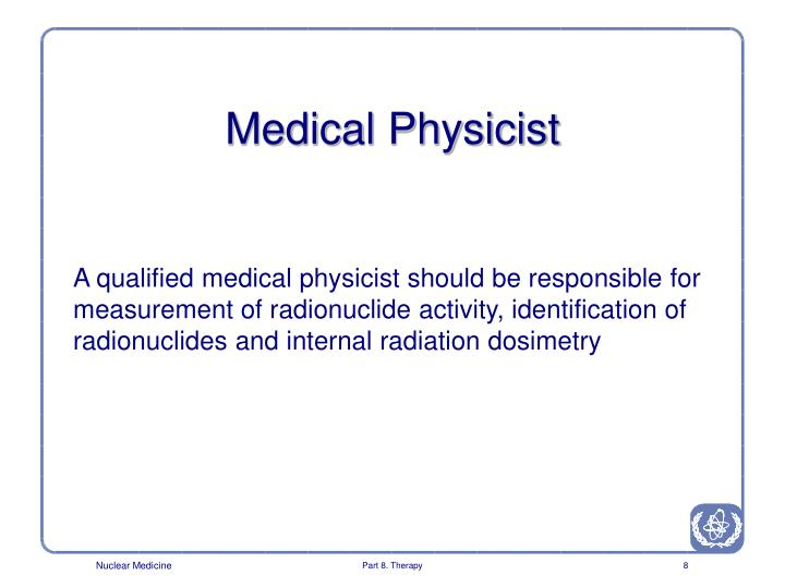Medical Physicist