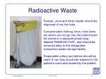 radioactive waste1
