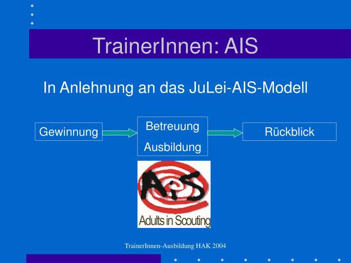 TrainerInnen: AIS