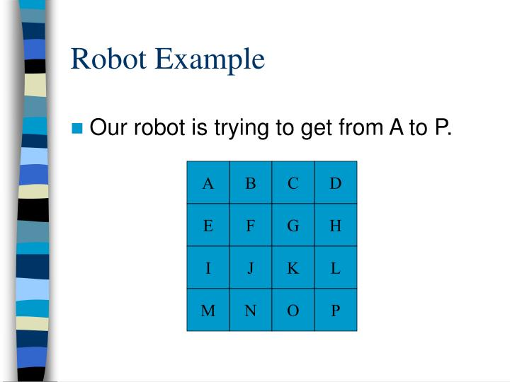 Robot Example