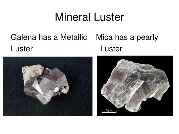 Mineral Luster