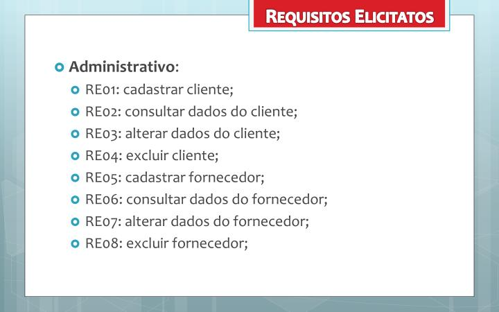 Requisitos Elicitatos