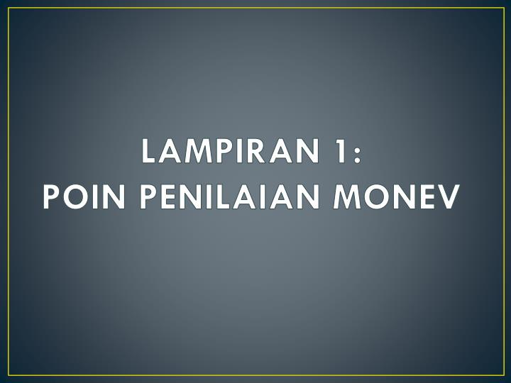 LAMPIRAN 1: