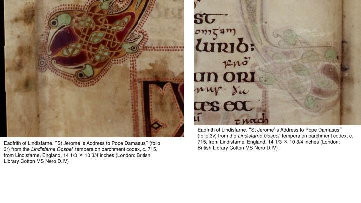 Eadfrith of Lindisfarne,