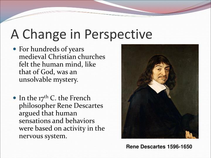 rene descartess view on god essay Rene descartes is born in la haye from this point of view we can necessarily say god must existence of the god according descartess fifth meditation.
