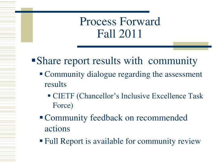 Process Forward