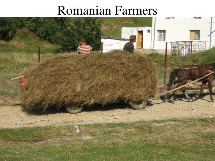 Romanian Farmers