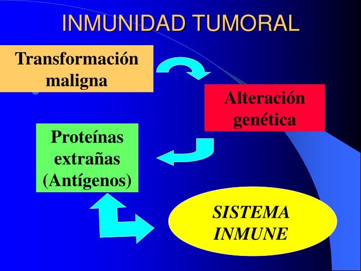 INMUNIDAD TUMORAL