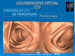 colonoscopia virtual ctc19