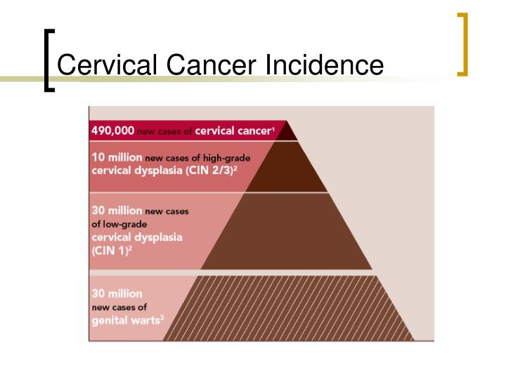 Cervical Cancer Incidence