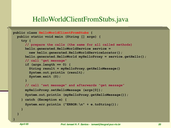 HelloWorldClientFromStubs.java