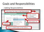 goals and responsibilities3