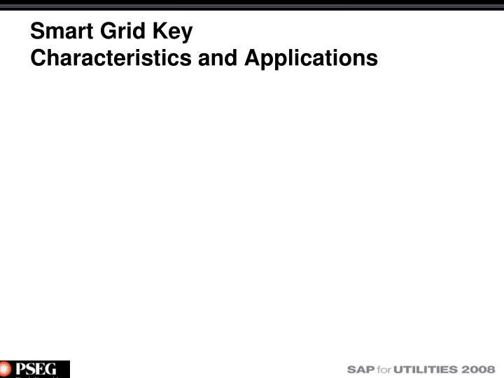 Smart Grid Key