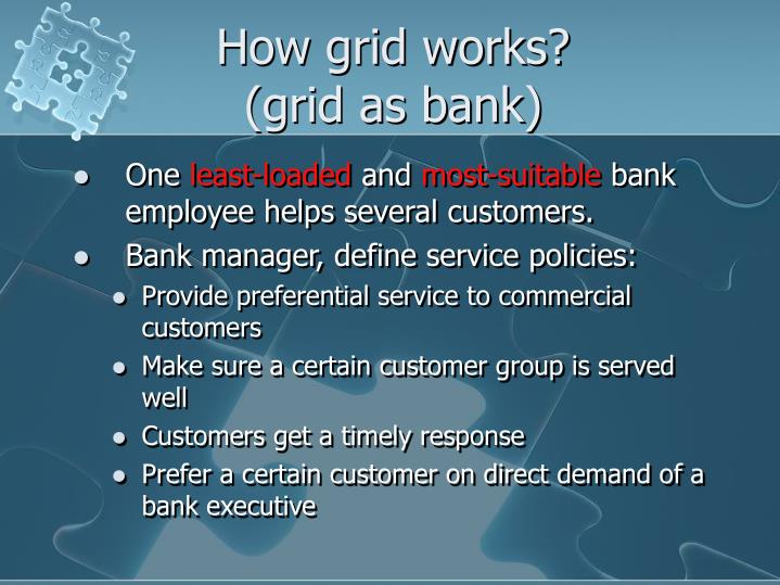 How grid works?