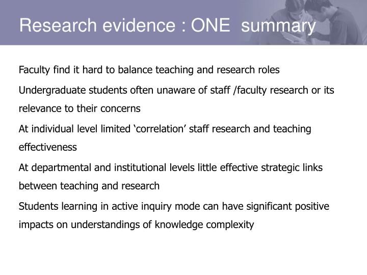 Faculty find it hard to balance teaching and research roles