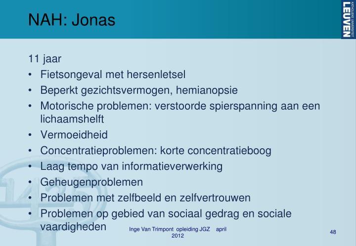 NAH: Jonas