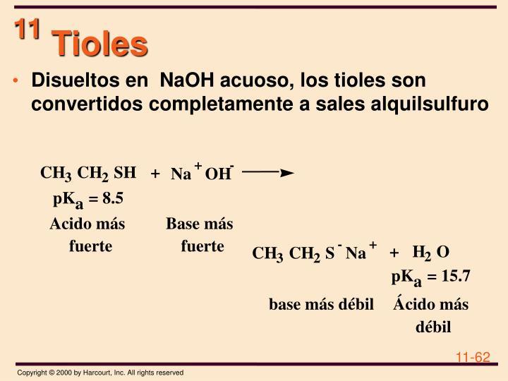 Tioles