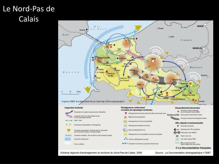 Le Nord-Pas de Calais