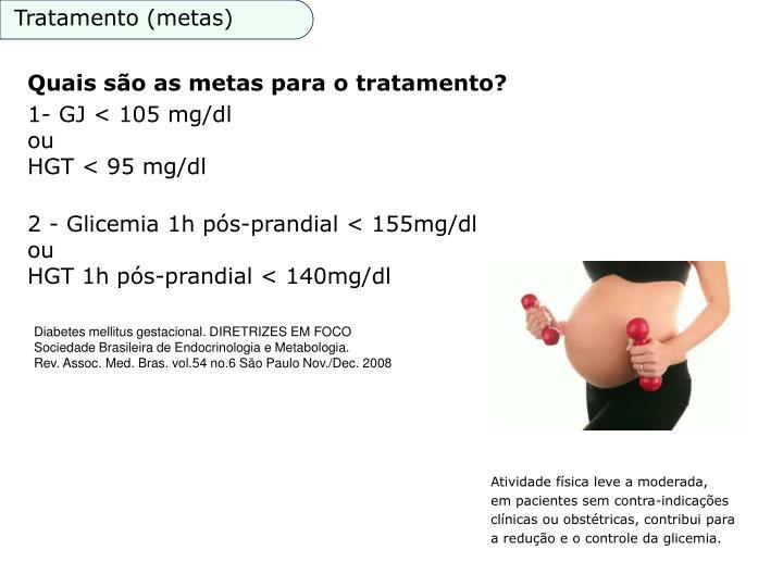 Tratamento (metas)
