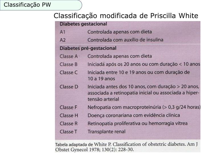 Classificação PW