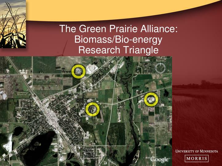 The Green Prairie Alliance: